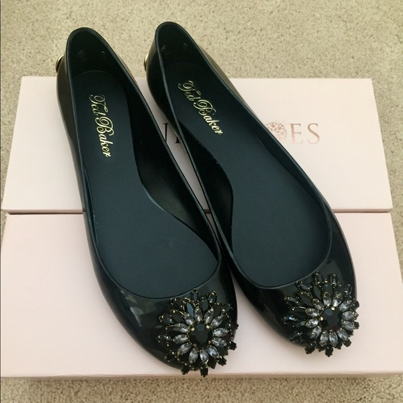 22f86ef2f New Authentic Ted Baker Twinkle Toes Ballet Flat